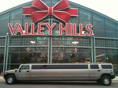 Johnny b 39 s limousine service charlotte north carolina for Charlotte motor speedway christmas lights nc
