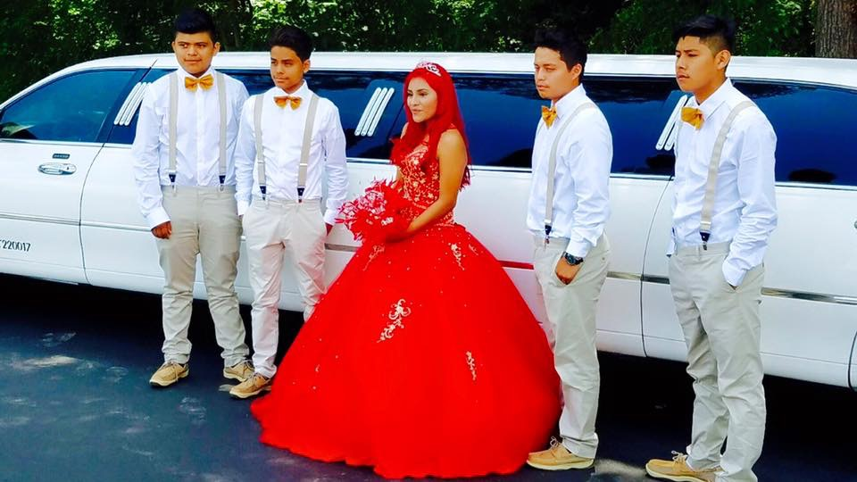 Johnny B's Quinceanera