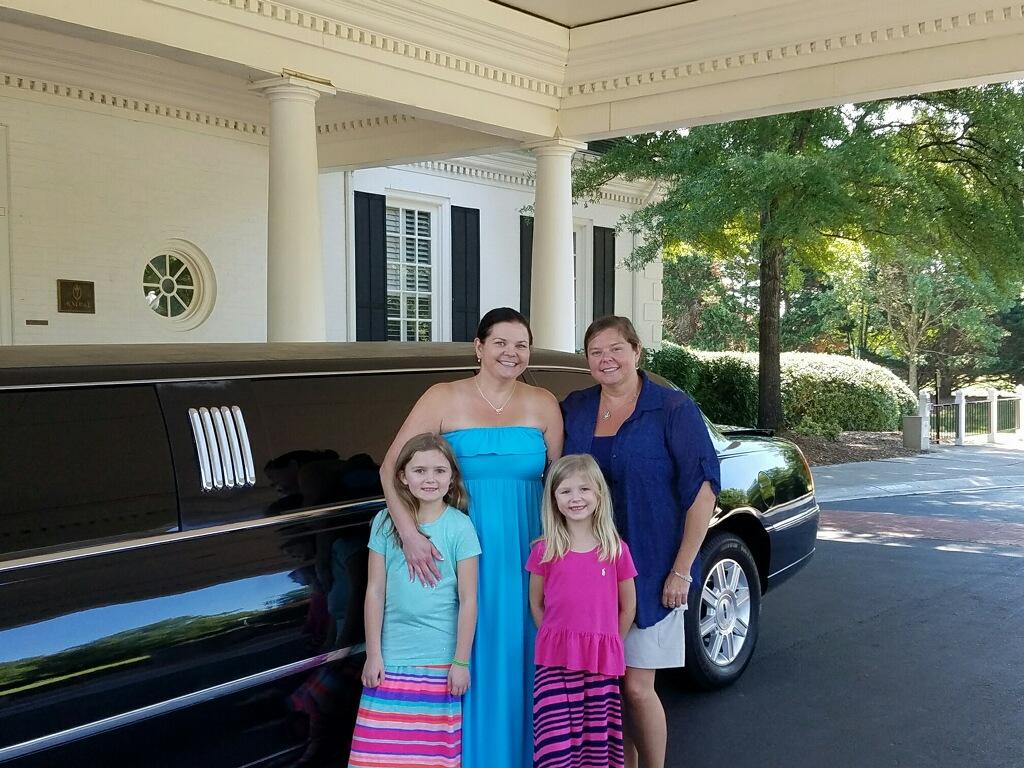 limousine charlotte nc