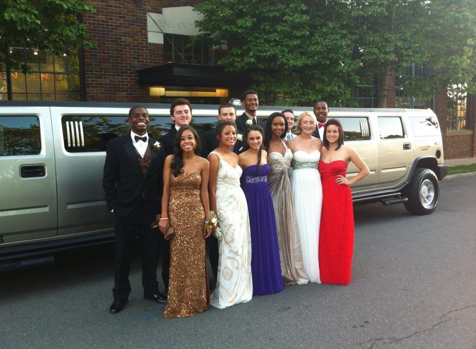 Matthews NC Prom Limo